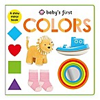 """Baby's First Colors""  Board Book by Roger Priddy"