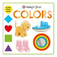 """""""Baby's First Colors"""" Board Book by Roger Priddy"""