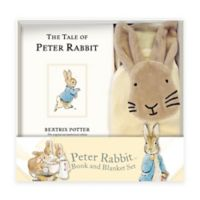 Peter Rabbit™ Book and Blanket Set