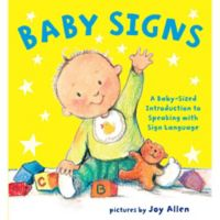 """""""Baby Signs"""" Picture Book Illustrated by Joy Allen"""