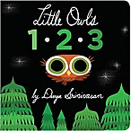 Little Owl's 123 Illustrated Book by Divya Srinivasan