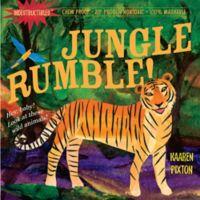 "Indestructibles:""Jungle Rumble!"" book by Kaaren Pixton"