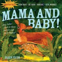 "Indestructibles:""Momma and Baby!"" book by Kaaren Pixton"