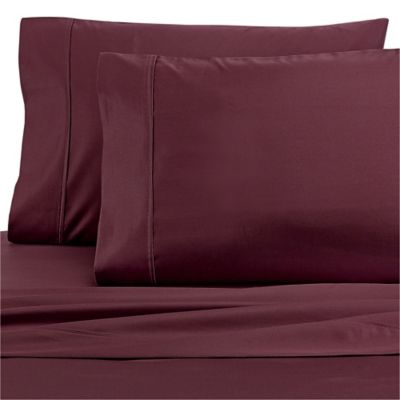Elegant Wamsutta® Dreamzone™1000 Thread Count Pima Cotton Sheet Set In Mauve