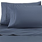 Wamsutta® Dream Zone® 1000-Thread-Count PimaCott® King Sheet Set in Blue
