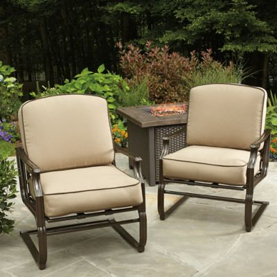 Motion Chairs (Set Of 2)