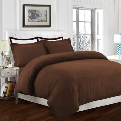Buy Chocolate Brown Duvet Cover From Bed Bath Amp Beyond