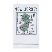 My Place New Jersey Hand Towel in White