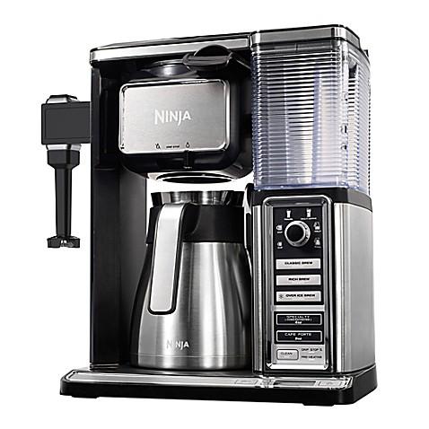Ninja Coffee Bar 174 Thermal Carafe System Bed Bath Amp Beyond