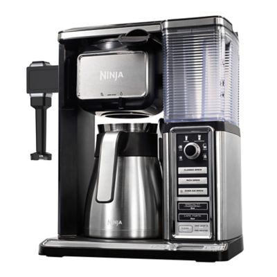 Coffee Maker With Thermal Carafe And Single Serve : Ninja Coffee Bar Thermal Carafe System - Bed Bath & Beyond