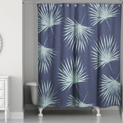 Buy Blue And Green Shower Curtains From Bed Bath Beyond