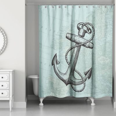 beige discount polyester style toile themed blackout print of p drapes curtains nautical