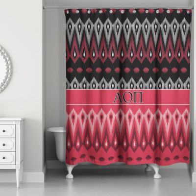 Buy Red Curtains Showers from Bed Bath & Beyond