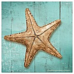 Thirstystone® Occasions Starfish Square Coaster