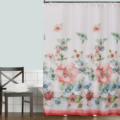 Buy Beautiful Shower Curtains from Bed Bath Beyond