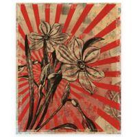 Viva Las Flores 3 Canvas Wall Art