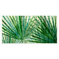 Water Color Palms Canvas Wall Art