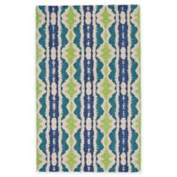 Feizy Lonni 2-Foot x 3-Foot Accent Rug in Reef