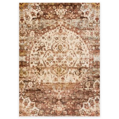 Buy Rust Rugs From Bed Bath Amp Beyond
