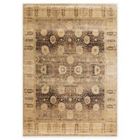 Loloi Rugs Anastasia Dromio 5-Foot 3-Inch x 7-Foot 8-Inch Area Rug in Coffee/Gold