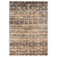 Loloi Rugs Anastasia Corbel 9-Foot 6-Inch Round Area Rug in Sand Multi