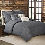 Jack King Duvet Cover Set in Grey