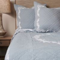 Amity Home Jonie Queen Quilt in Blue