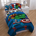 Marvel® Comics  Good Guys  Twin/Full Reversible Comforter