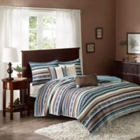 Madison Park Malone Full/Queen Coverlet Set