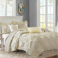 Madison Park Nisha King/California King Coverlet Set