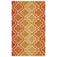 Feizy Hareer 2-Foot x 3-Foot Accent Rug in Sunset
