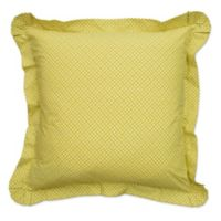 Waverly® Swept Away Reversible European Pillow Sham in Berry
