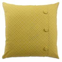 Waverly® Swept Away Reversible 20-Inch Square Throw Pillow in Berry
