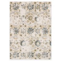 Loloi Rugs Torrance Lavinia 6-Foot 7-Inch x 9-Foot 2-Inch Area Rug in Ivory Multicolor