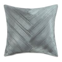 Vince Camuto® Lille V Square Throw Pillow in Green