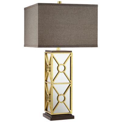 kathy ireland lighting fixtures. kathy ireland gold reflections table lamp lighting fixtures