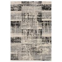 Loloi Rugs Emory Distressed Tile 2-Foot 1-Inch x 6-Foot 5-Inch Runner in Grey/Multi