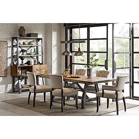 INK IVYR Brooklyn Dining Chair Collection In Cream Set Of 2