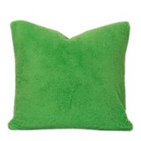 Crayola® Playful Plush 20-Inch Square Throw Pillow in Green