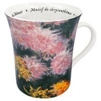 Konitz Les Fleurs Chez Les Peintres Mugs (Set of 4)