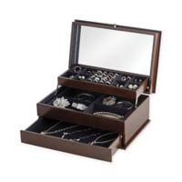 Lori Greiner® Auto-Drawer Safekeeper Jewelry Box