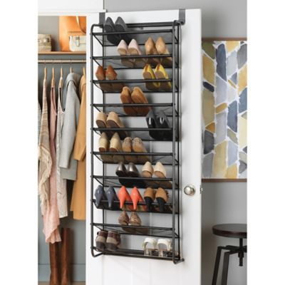 Superior Product Image For Whitmor 30 Pair Over The Door Shoe Rack 2 Out Of