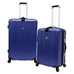 Traveler's Choice® Cambridge 2-Piece Hardside Spinner Luggage Set in Blue