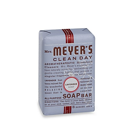 Mrs. Meyer's® Clean Day Aromatherapeutic Lavender 8 oz. Bar Soap