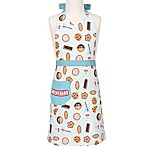 Milk & Cookies Apron