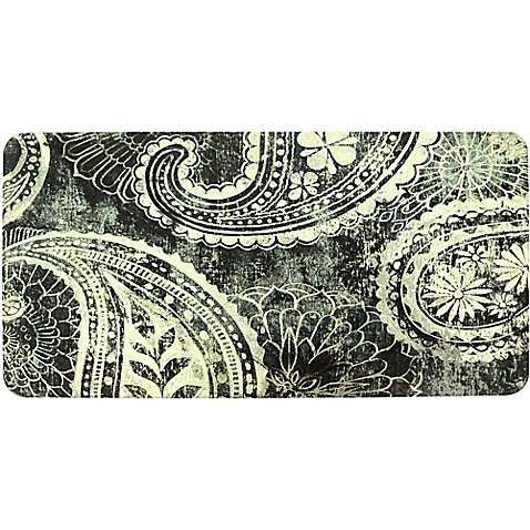 Home Dynamix Bloomfield 20 Inch X 39 Inch Paisley Anti