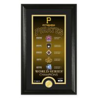 "MLB Pittsburgh Pirates ""Legacy"" Supreme Bronze Coin Photo Mint"