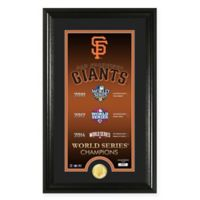 "MLB San Francisco Giants ""Legacy"" Supreme Bronze Coin Photo Mint"