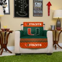 University of Miami Chair Cover