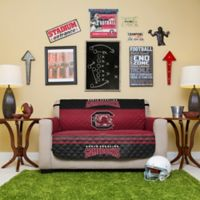University of South Carolina Loveseat Cover